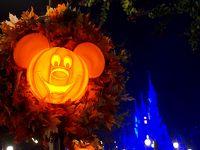 【弾丸フロリダWDW�】マジックキングダムのハロウィンパーティーへ行ってきた!