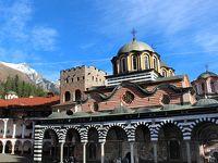 ヨーロッパ三往復!その2:ブルガリア一人旅(リラの僧院&ソフィア編)