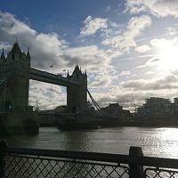 ロンドン旅 出発〜1日目の街歩き