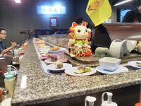 弾丸タイ1709  「2年ぶりのバンコクで、食べ放題の回転寿司に行きました。」   〜バンコク〜