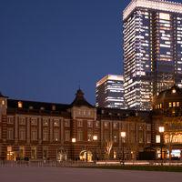 東京駅丸の内側工事も終わり新しくなった行幸通り&丸の内中通のイルミネ−ション
