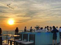 乾季のバンコクにて、アーバンリゾートを満喫♪シャングリラで恒例の飲茶&ルーフトップバーでカクテルを☆美味しいモノと癒しのタイマッサージ☆vol.4