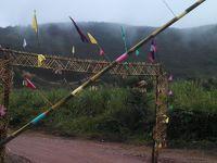 ラオス北部 ルアンナムサ ムアンシン