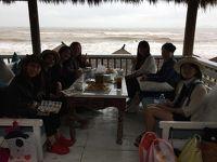 ベトナムグルメツアーその6 ホイアンハーブガーデンの昼食とプライベートビーチとナイトマーケット