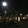 今回の四国行きはジャンボフェリーでスタート、いつもの深夜便で神戸を出発です。12時近くでもまだ人の多い三宮を後にして港へと向かって歩きます。