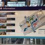 駅全体図です。わかりやすいね。