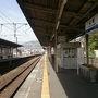 JR京都線で山崎駅へ。