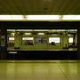 さて朝です。  成田山へ行くぞ?! ということで、京成線に乗ります。