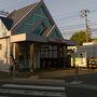 ●南海大阪狭山市駅  狭山は初めてです。 南海高野線に属します。