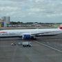 8月21日 成田空港から英国に向けて出発です。この英国航空便でまずはロンドンに向かいます。