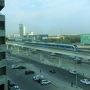 最終日です。  今日ドバイ観光して、そのままアブダビ空港発の夜の便で帰国です。  11:30出発時間に合わせてホテルチェックアウトしました。