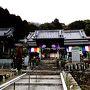 岩戸寺です。 国東半島のど真ん中にあります。