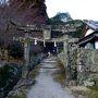 六郷満山は神仏習合の地です。 石の鳥居をくぐり、鬼会の舞台へ