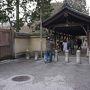 ●臥雲橋@東福寺  JR東福寺駅、京阪東福寺駅から、少し歩きます。  臥雲橋の登場です。