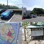 松坂城跡へ・・・近くの駐車場は無料♪
