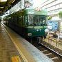 京阪電鉄・浜大津から坂本へ。