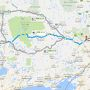 ハンツビルからオタワに向かうルート。 アルゴンキン州立公園内のON-60Eをひたすら走り、ON-417Eに合流してオタワに入ります。長距離を妻と交代で運転します。 60号線は片側1車線の一般国道ですが、最高速度は90kmで高速道路とさほど違いません。 ハイウェイではパトカーや覆面のスピード違反取締りが厳しく、今回のドライブでも6〜7件の検挙現場を目撃しました。 反対に交通事故は2度くらい、ほとんどありません。 一方、動物の礫死体はリス、アライグマ、スカンクなどいたるところで、それこそ100体以上見かけたでしょうか。シカとぶつかりそうになった先行車もありました。