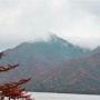 中禅寺湖の紅葉1