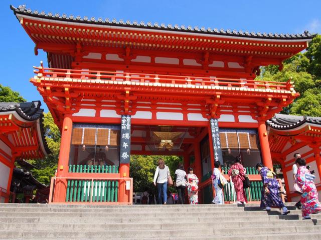 2016年はきっと恋が叶う! 京都の縁結び・パワースポット