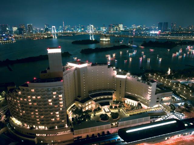 贅沢すぎてとろけそう。「ヒルトン東京お台場」のエグゼクティブラウンジで過ごす大人の時間