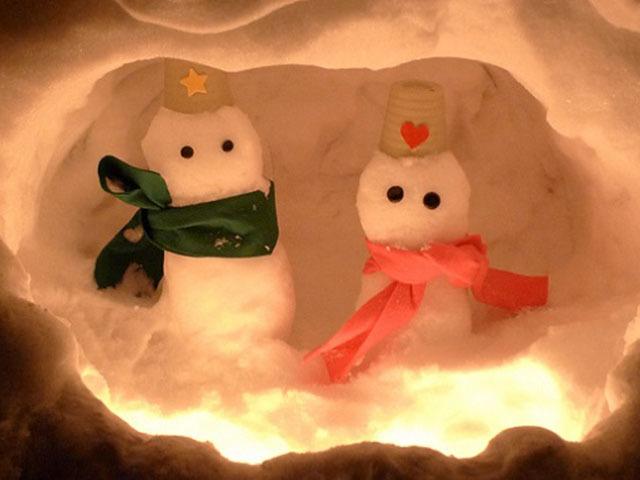 クチコミで話題の 2014年冬 訪れたい雪まつり10選