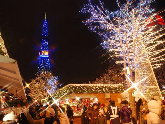 まるで海外! 2015年に開催される国内のクリスマスマーケット!
