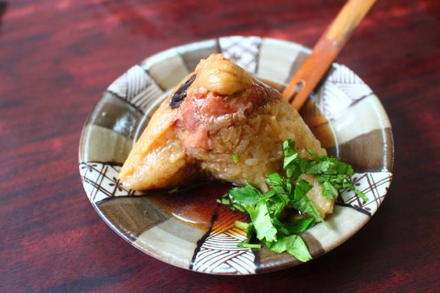 發號 百年肉粽