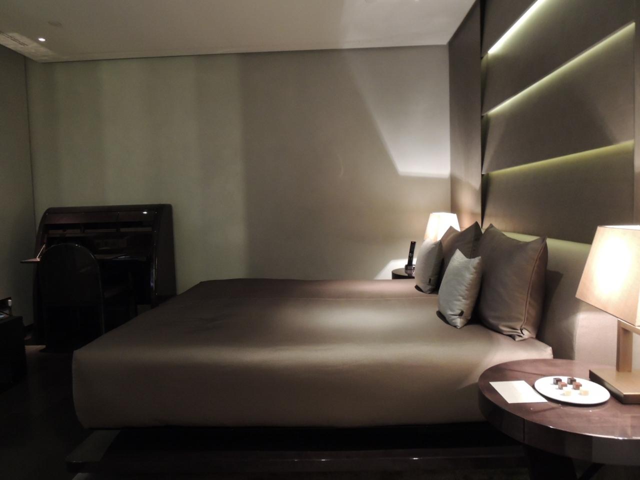 【イタリア】アルマーニ ホテル ミラノ