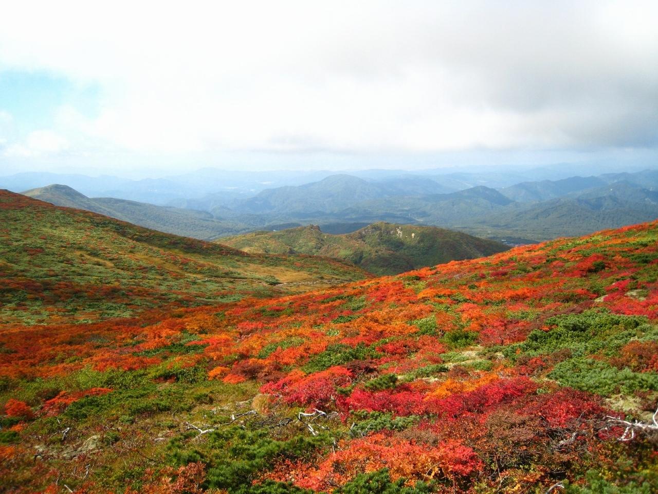 【宮城県】栗駒山