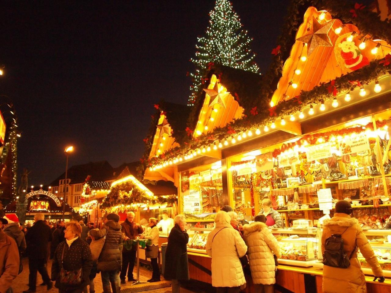 【3位】フランクフルトのクリスマスマーケット