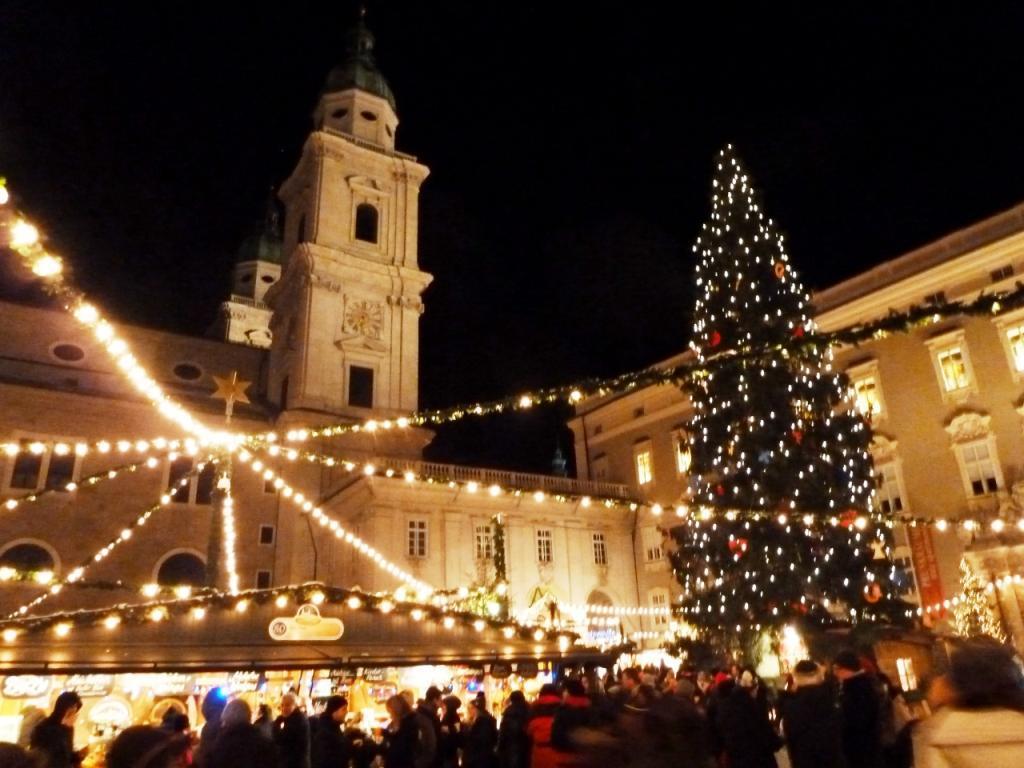 【6位】ザルツブルクのクリスマスマーケット