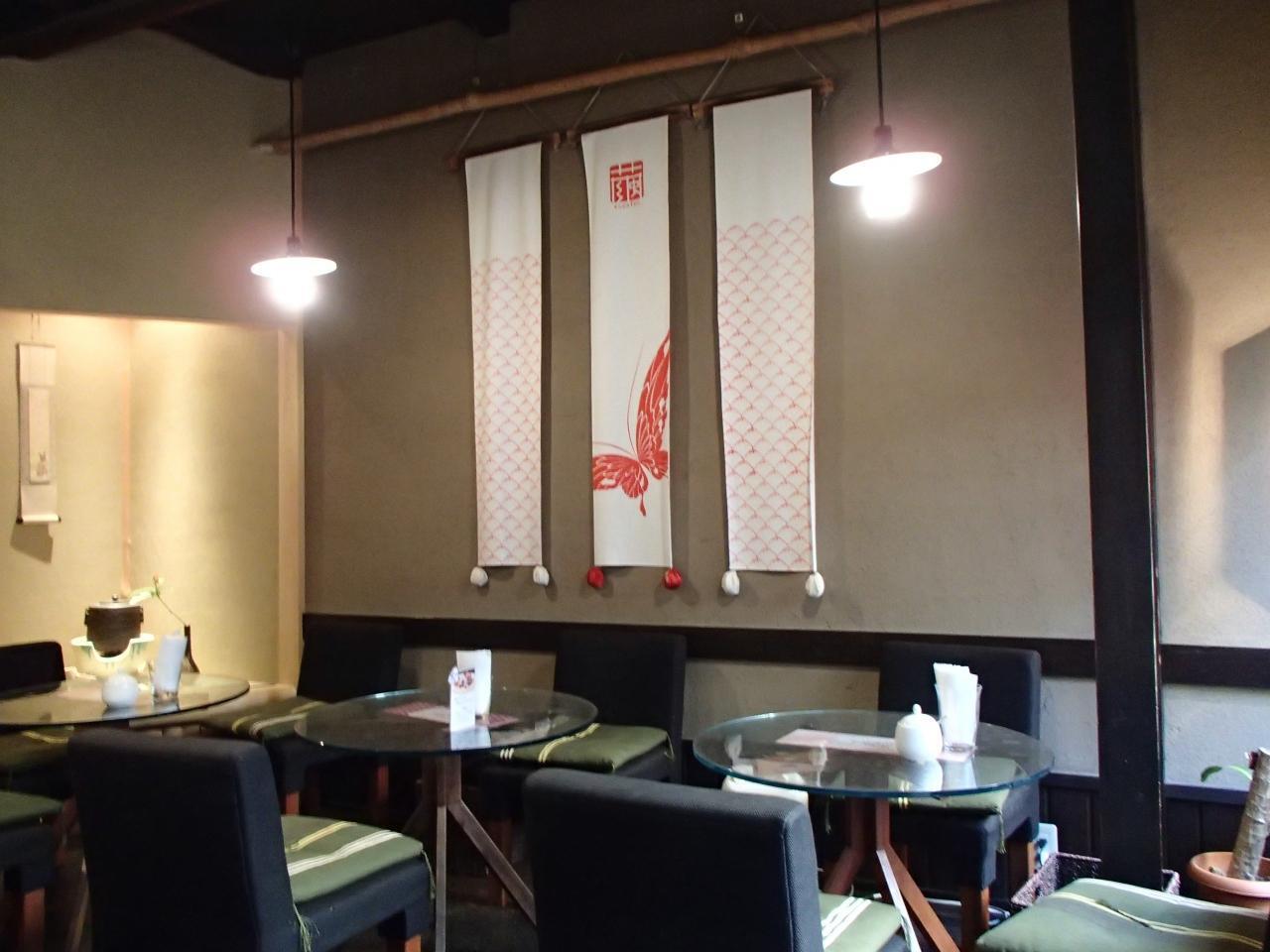 【29位】繭カフェ