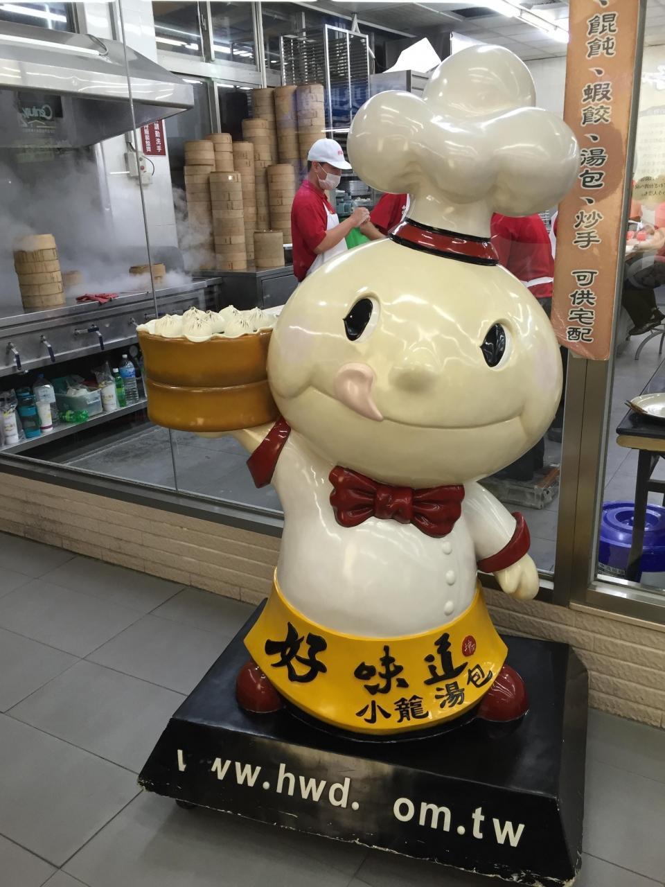 【25位】上海好味道小龍湯包
