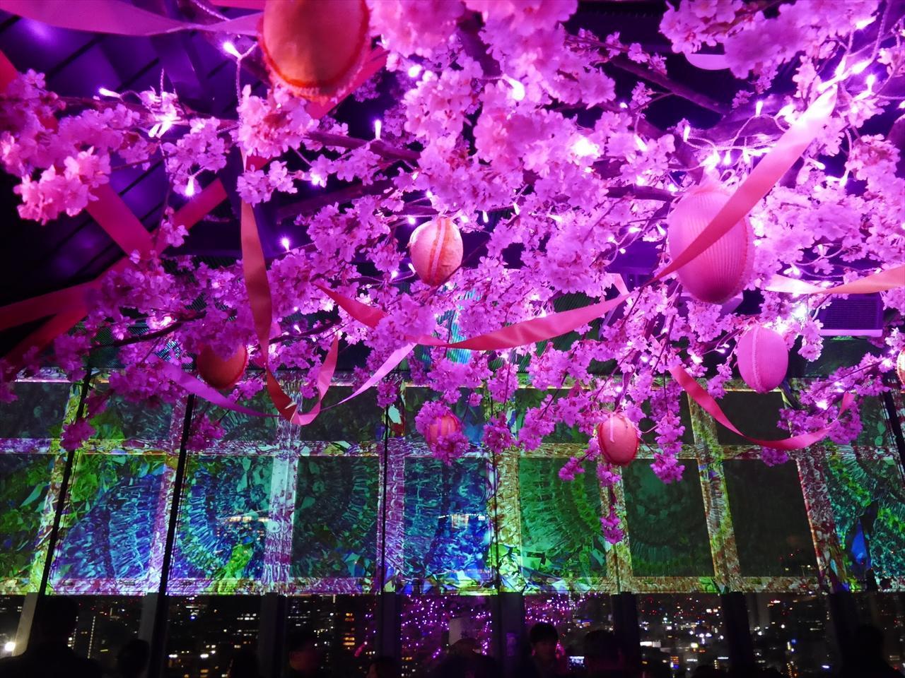 四季を彩るイベント満載!  〜東京タワー〜