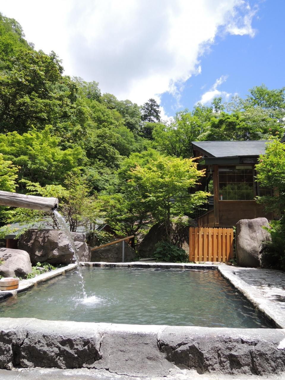 八丁の湯 / 栃木県