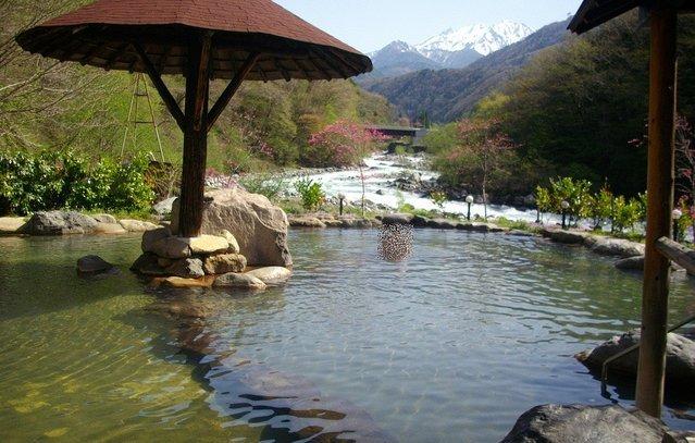 穂高荘 山のホテル / 岐阜県